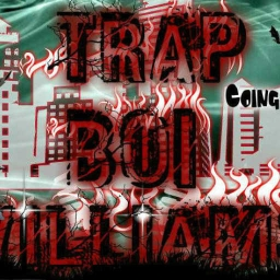 Cover of track trap_boi_williams w side by TRAPBOIWILLIAMSbeats