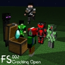 Cover of album FS002 - Cracking Open by FrostSelect Studios
