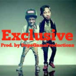 Cover of track Exclusive (Prod. by DopeGameProductionz) by DopeGameOnThaBeat
