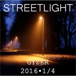Cover of track Streetlight by Gyzer