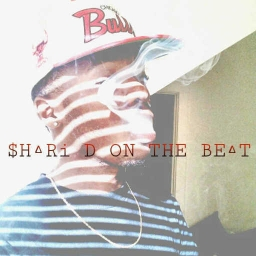 Cover of track $HARi D ON THE BEAT by $HARi D  BEATZ