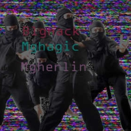 Cover of track DER RSLK>RUNIC! Ninja Corruption Devices by BlghackMghagicMgherlin