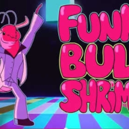 Cover of track Funky Bull Shrimp - for the game- by WESNAH