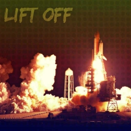 Cover of track Lift Off by Simone Champion