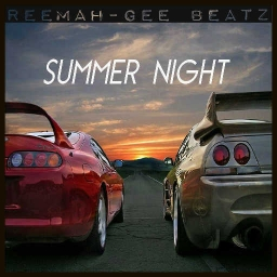 Cover of track Summer Nights by ReeMah