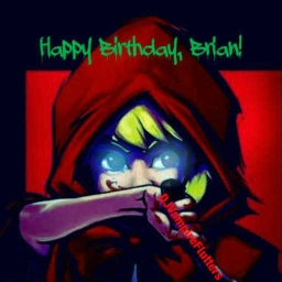 Cover of track Happy Birthday, Brian! (VFST Original) by DJVampireFluttershyTails