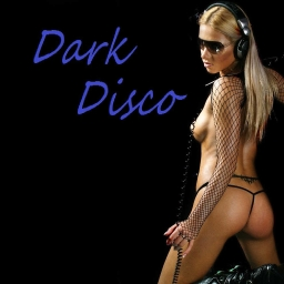 Cover of track dark disco by paraLfreqnC