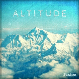 Cover of track Altitude. by synthy