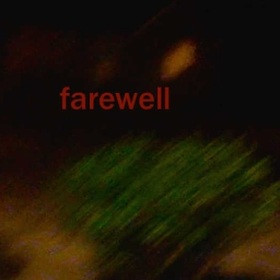 Cover of track Farewell by ehko
