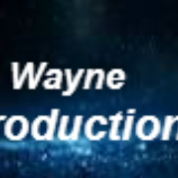 Avatar of user WAYNE PRODUCTIONS 4 EVER