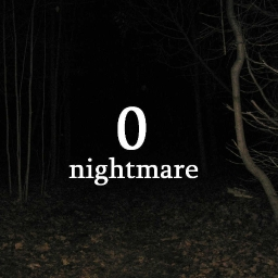Cover of track nightmare by zerovalue