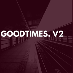 Cover of track GOODTIMES. (pozitive version) by TYLR