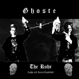 Cover of track The Ruhr by ghoste