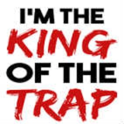 Cover of track the lengendary  king of trap by Dj Dante