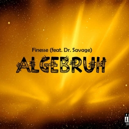 Cover of track Algebruh by Kinzie
