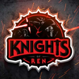 Cover of track knights of ren by REPLICATOR