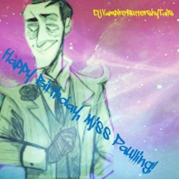 Cover of track Happy Birthday, Miss Pauling (PDP/VFST Original) by DJVFST