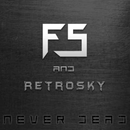 Cover of track F5 and RetroSky - Never Dead - by PRIMAL FE4R