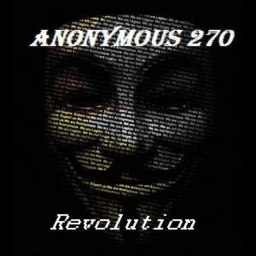 Cover of track Revolution by Anonymous 270