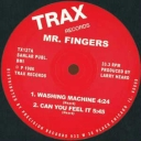 Cover of track ///TRIBUTE TO MR.FINGERS\\\ by 81
