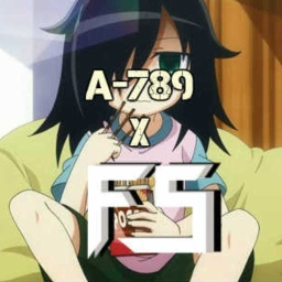 Cover of track A-789 x F5 - Otaku - by A-789 (kinda back?)