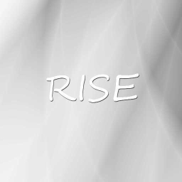 Cover of track Rise by ✬λ ર✬ ノ◕ヮ◕)ノ*:・゚✧