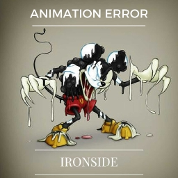 Cover of track Animation Error by ironside