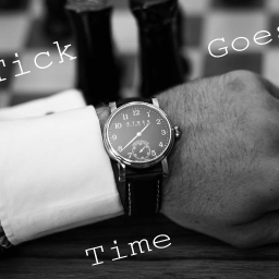 Cover of track Tick Goes Time by NolascoBeats