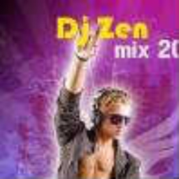 Cover of track big rom mix djzen by djzen