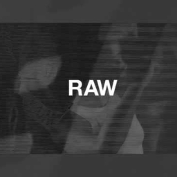 Cover of track RAW. by cacacactus