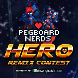 Cover of track Pegboard Nerds- Hero ft. Elizaveta (Blaze Edit) by ☬Darkfire☬