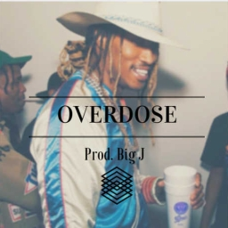 Cover of track Overdose .Prod. Big J (Future type beat) by Big_J_Production