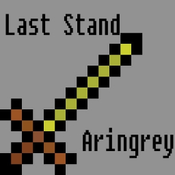 Cover of track Last stand 4 (feat. CyberDiva) by Aringrey