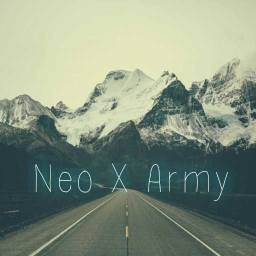 Cover of track Neo x Army - Echo Continuum by neo.