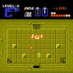 The Legend of Zelda - Dungeon theme [8bit] by retro's video game