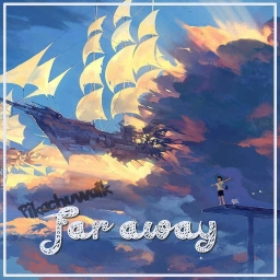 Cover of track Far away by scathach