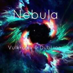 Cover of track Nebula (Ft. DubLion) by Vulkron