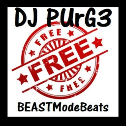 Cover of track 'Don't Go' (FREE R&B Beat) by DJ PUrG3©