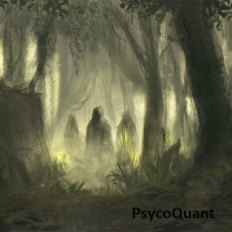 Cover of track Phantom by PsycoQuant