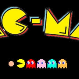 Cover of track Pac-Man ReBooted by Bullet Proof grass
