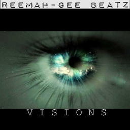 Cover of track Visions by ReeMah