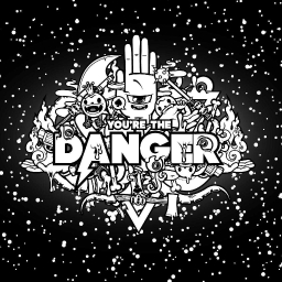 Cover of track DANGER by PacPunguin