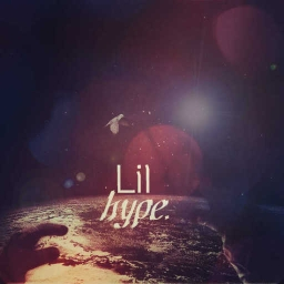 Cover of track NO HYPE by LILHype