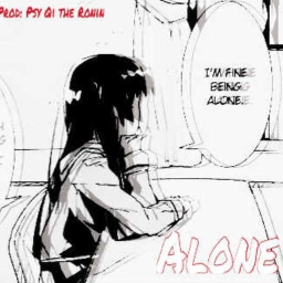 Cover of track Alone by PsyQitheRonin