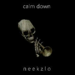 Cover of track calm down by neek