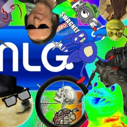 Cover of track REMIX OF THE LEGEND IT SELF THE MLG by Blaze