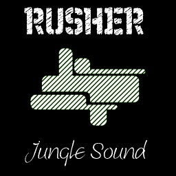 Cover of track RUSHER - Jungle Sound by NextGenMusic