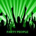 Cover of album Party People by SWAGIC EMPIRE