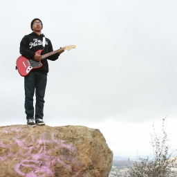 Cover of track Too Much by Aaron Bear Chapman
