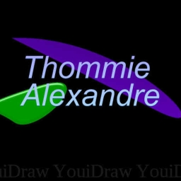 Cover of track Thommie Alexandre - Don't Like It by Thommie Alexandre